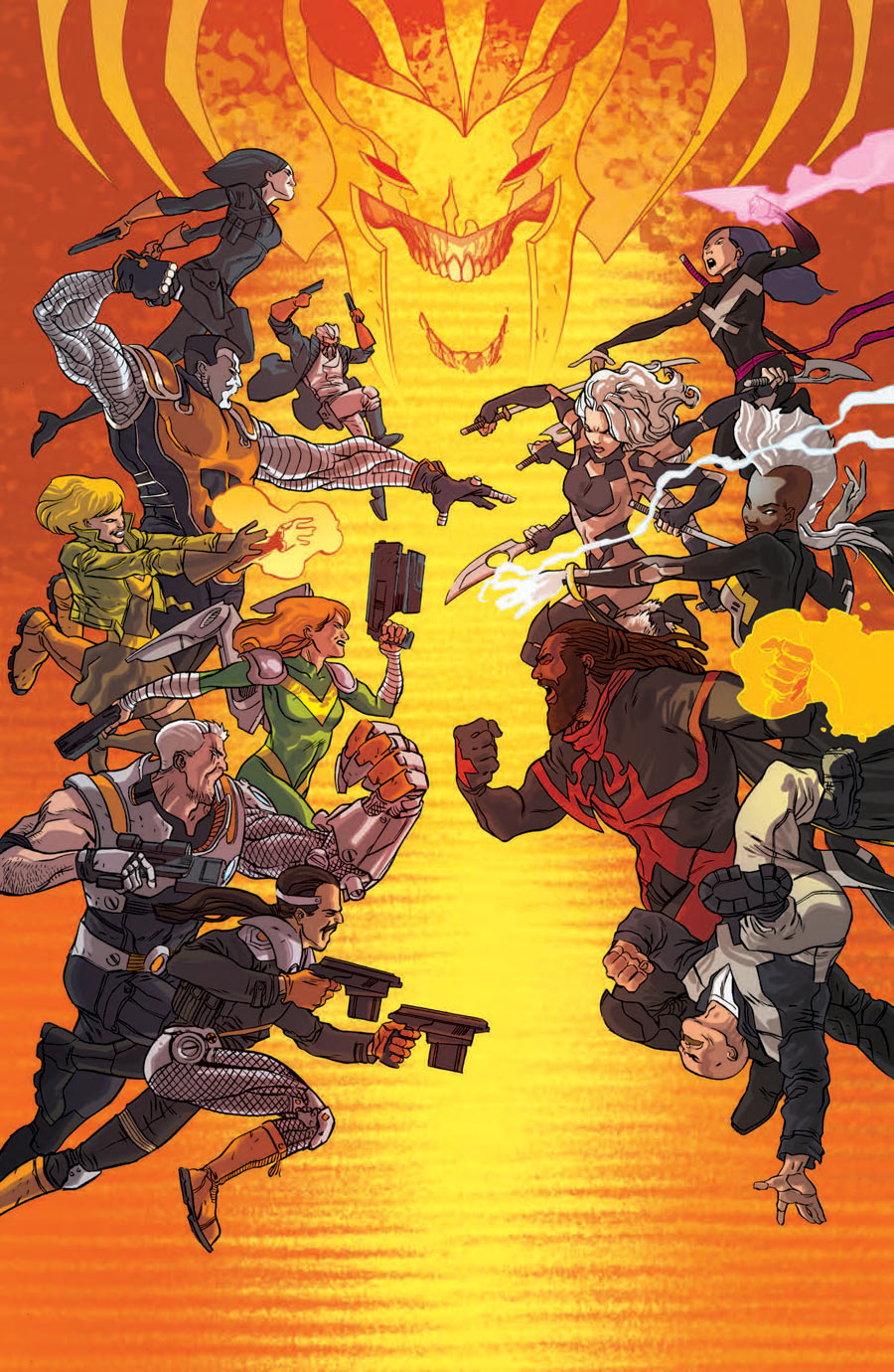 Uncanny X-Force 16
